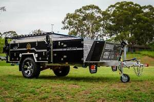 MDC CRUIZER HIGHSIDE FORWARD FOLD CAMPER TRAILER From $84/week* Rocklea Brisbane South West Preview