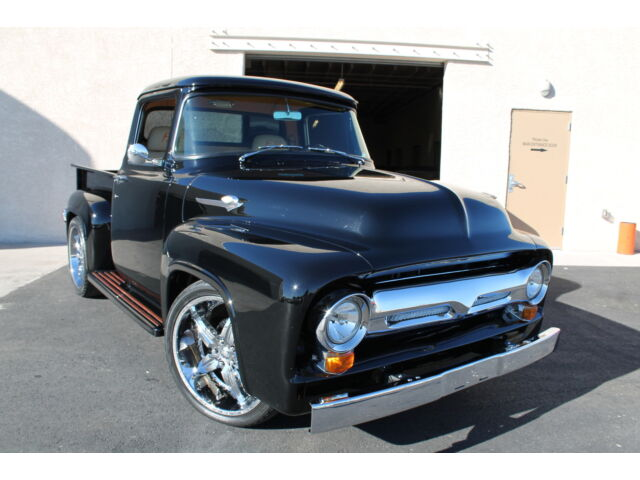 Ford : F-100 1956 Ford F100 - Gorgeous Custom Restoration - $100K Invested - LAS VEGAS!