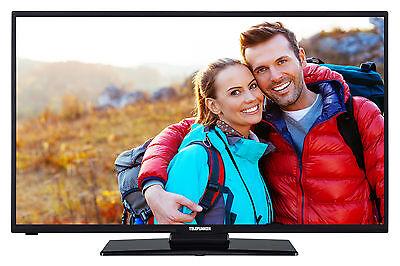 Telefunken XF39A401 LED Fernseher 39 Zoll TV DVB-C/-T2/-S2 HD Smart TV WLAN