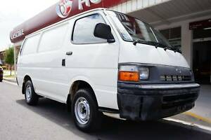 1994 TOYOTA HI ACE VAN ...100 SERIES, 2.8 L DIESEL, MANUAL. Holbrook Greater Hume Area Preview