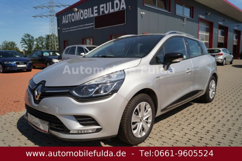 Renault Clio IV Grandtour Limited