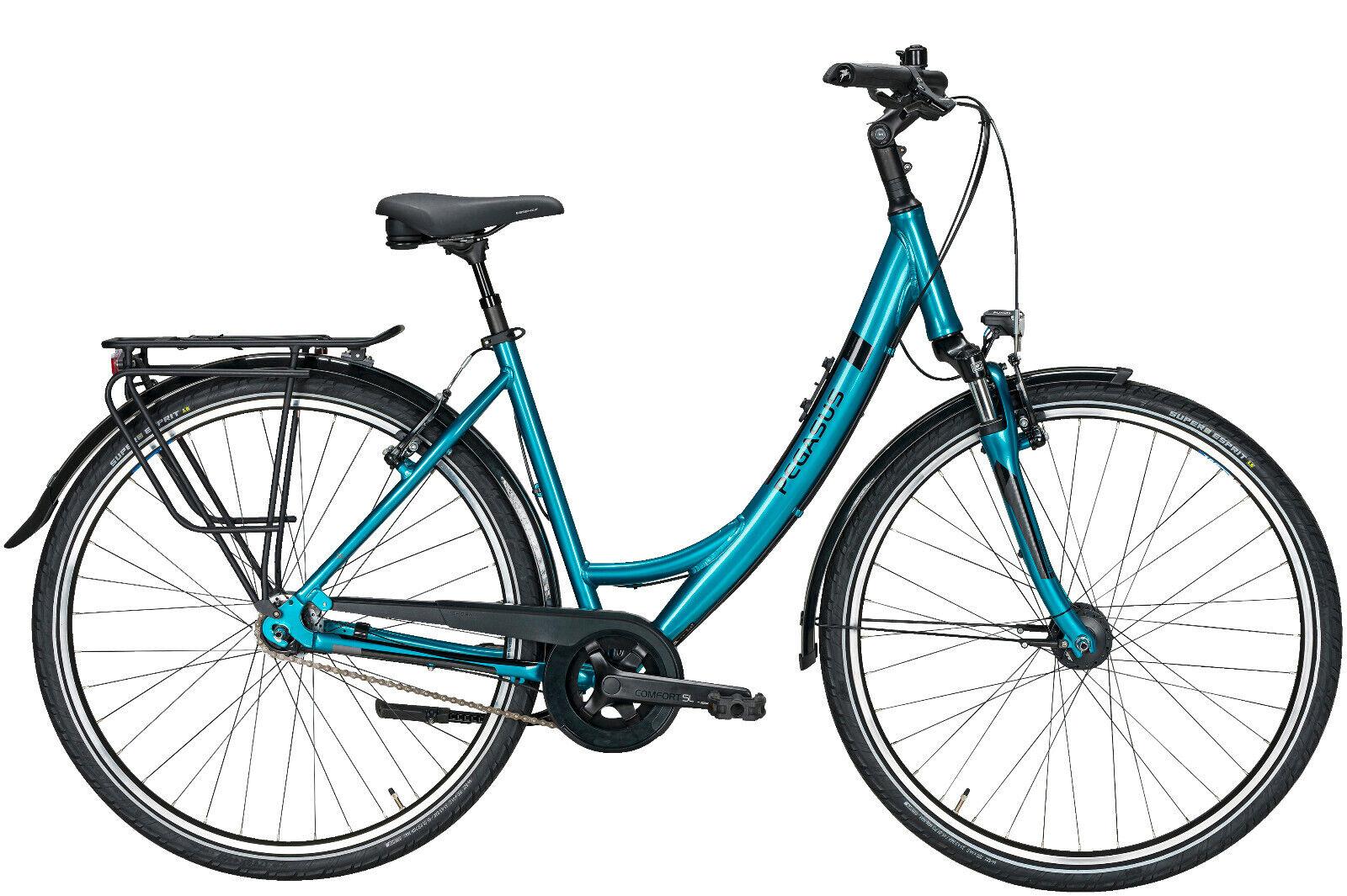 PEGASUS SAVONA SL 28 Zoll Trekking Fahrrad Damenrad Shimano Nabendynamo 2020