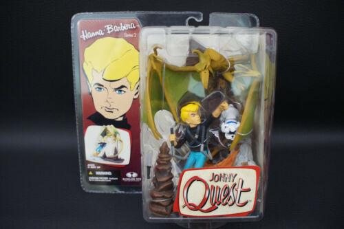 McFarlane - Hanna-Barbera Johnny Quest Figure Set