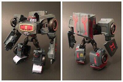 Transformers Animated Soundwave Soundblaster