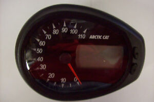 arctic cat 500 speedometer ebay. Black Bedroom Furniture Sets. Home Design Ideas