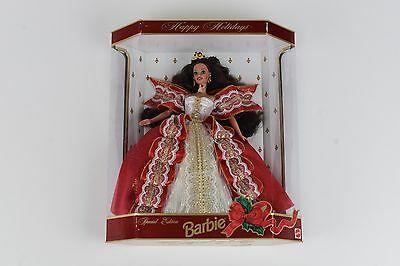 Special Edition 1997 Happy Holidays Christmas Barbie - New - NRFB