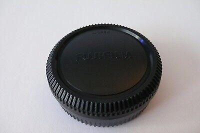 Fuji X-series Camera Body & Rear Lens Cap for Fuji X FX Mount New