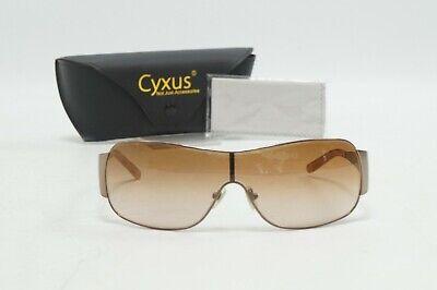 Vogue VO3640-SB Damen Sonnenbrille Sun Glasses gold-braun 560/13 120 & Etui #282