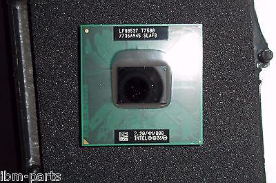 NEW Intel Core 2 Duo Mobile T7500 2.20GHz/4M/800MHz CPU Processor SLAF8