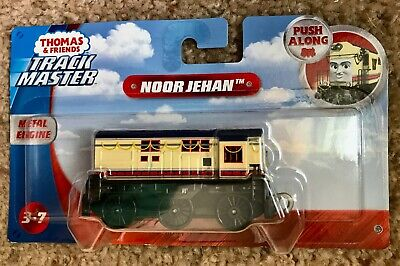 NOOR JEHAN Push Along Thomas & Friends Track Master Train Engine - Mint On Card