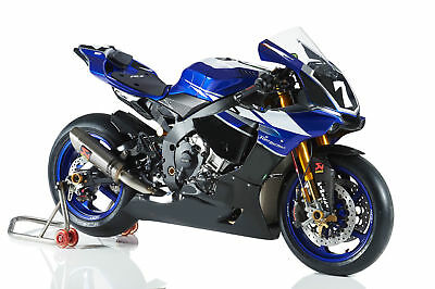 Injection Motorcycle ABS Fairings Body Work Kits Set fit Yamaha YZF R1 2015-2016