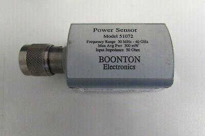 Boonton 51072 40ghz Power Sensor