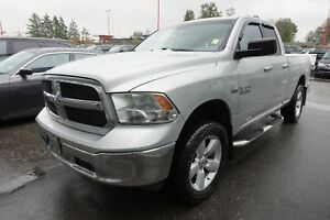 2014 Ram 1500 SLT, HEMI ENGINE, ALLOY WHEELS!