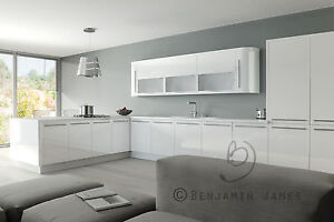 high quality white kitchen cabinets high gloss white kitchen cabinet cupboard door fronts 16339