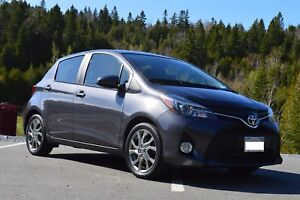 2015 Toyota Yaris SE 5DR Hatchback Auto, Air Cruise and Extras