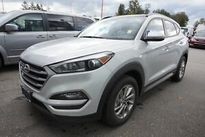 2018 Hyundai Tucson - Leather, Sunroof and Alloy wheels!