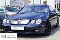 Mercedes-Benz CL 500 Automatik aus 2.Hand +Distronic-Plus+ABC+