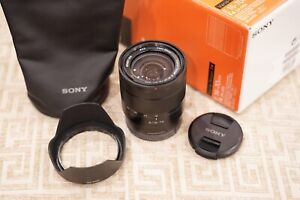 Sony Zeiss 16-70mm f/4, E mount, SEL1670Z zoom lens
