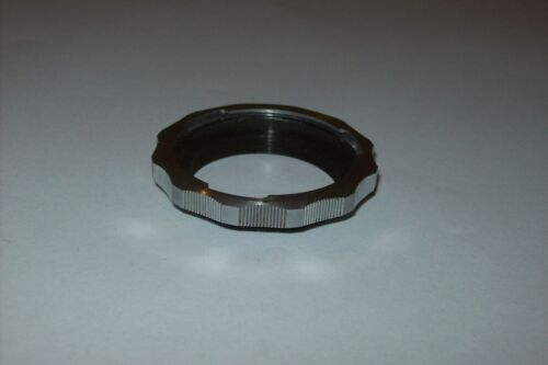 EARLY M42 ADAPTER RING TO USE START SLR SOVIET LENSES ON A SCREW MOUNT CAMERA