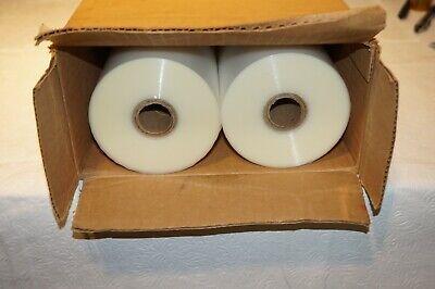 2 Rolls Laminating Film 18x200 5-mil 1 Core
