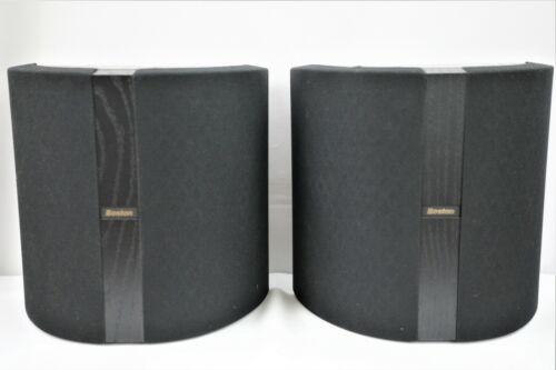 TWO Boston Acoustics VR-MX Wide Dispersion Surround Speakers