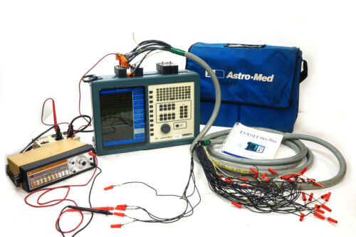 Astro-med DASH8U 8-CHannels Portable Thermal Field Data Acquisition Recorder