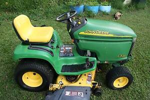 John Deere 48 inch LX280 Ride on Lawn Mower Tractor Inala Brisbane South West Preview