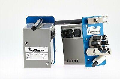 Ismatec Mini-s 620 Peristaltic Pump Ism 857