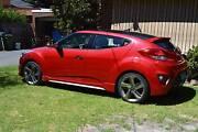 2014 Hyundai Veloster SR Turbo FS3 Manual Croydon Maroondah Area Preview
