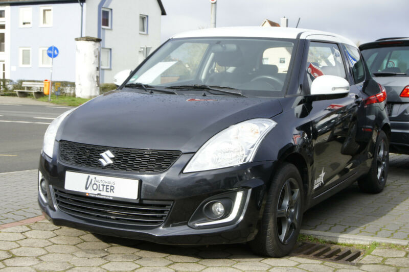 Suzuki Swift 1.2 Comfort Eco ALU KLIMA NEBEL