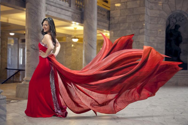 Die Königin der Nacht: der Klassiker in rot