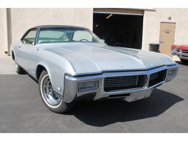 Imagen 1 de Buick Riviera silver