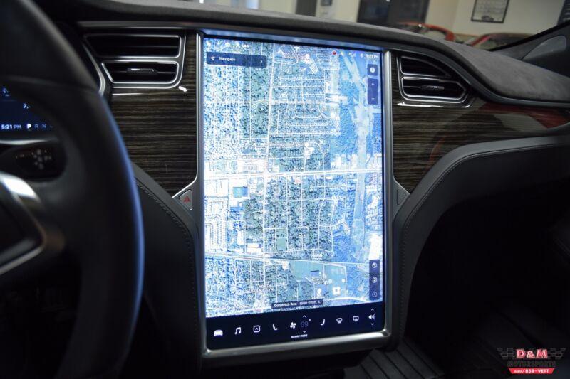 Image 17 Coche Americano usado Tesla Model S 2017