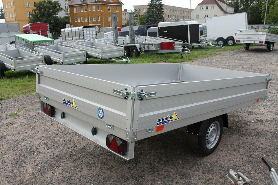 Agados Anhänger VZ 32 Express Hochlader 750 kg in Weiden (Oberpfalz)