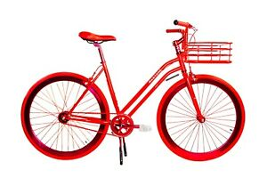 Women's Red Grammercy Martone Bike Sydney City Inner Sydney Preview