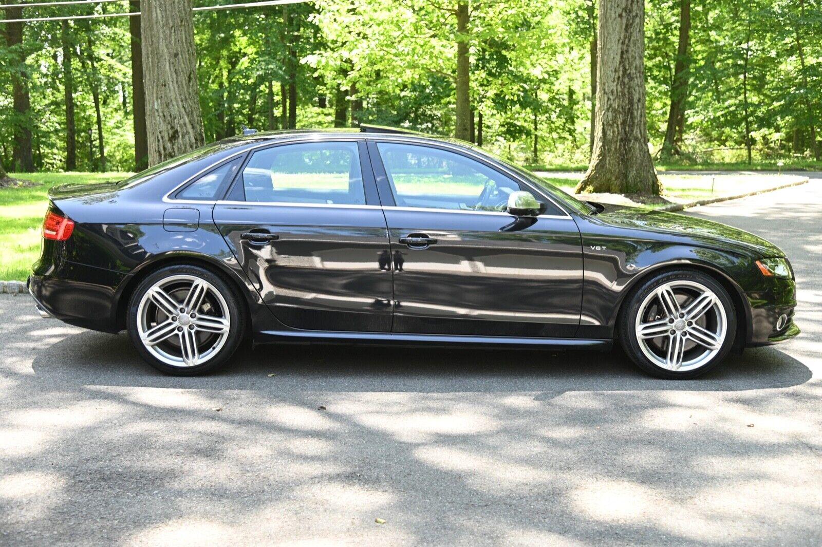 2012 Audi S4 Prestige 2012 B8 Audi S4 Immaculate