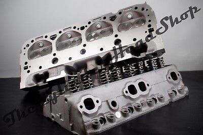 PERFORMANCE 327-350-400 CHEVY CYLINDER HEADS 601 S