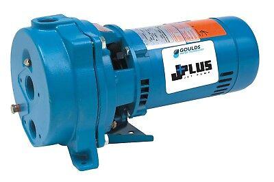 Goulds J5 Convertible Jet Deep Well Pump - 115v230v - 12 Hp