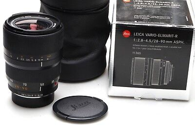 Leica Vario-Elmarit-R 28-90 mm F/2.8-4.5 ASPH. ROM 11365