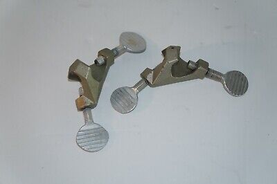 Fisher Scientific Castaloy 90-degree Lab Clamp Two