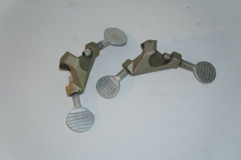 Fisher Scientific Castaloy 90-Degree Lab Clamp ( two)