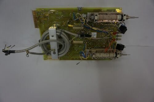Agilent 01740-66580 Board Assembly