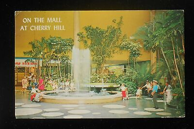 1972 Cherry Court Cherry Hill Mall Exotic Garden Fountain Cherry Hill NJ Camden (Nj Gardens Mall)
