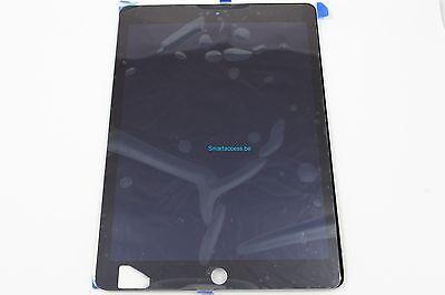 Vitre tactile et LCD complet pour iPad Air 2 - iPad 6 noir original