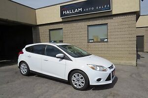 2013 Ford Focus SE Power Sunroof, Bluetooth, Heated Seats