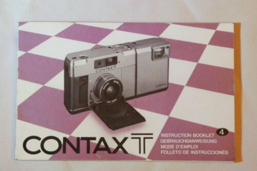Contaxt T User