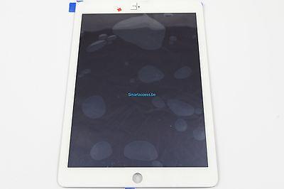 Vitre tactile et LCD complet pour iPad Air 2 - iPad 6 blanc original