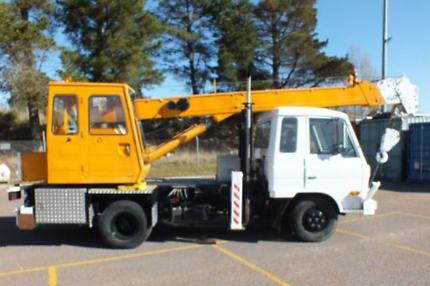 Tadano TS70M-2 Slewing Crane 5 Tonne Hydraulic Truck Crane