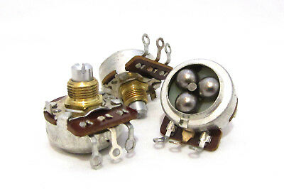 3 Pack Cts 5k Ohm Pot 10 Turn Potentiometer 137 Dc1374 Continuous No Stopper Cm