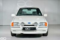 90 Spec Ford Escort RS Turbo S2 - 44k Miles - Last Owner 25 Years